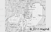 Silver Style Map of Salta