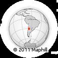 Outline Map of San Juan