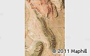 Satellite Map of Valle Fertil