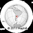 Outline Map of Junin