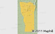 Savanna Style Map of San Luis