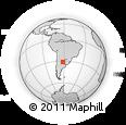 Outline Map of Castellanos