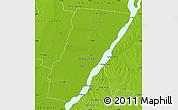 Physical Map of Garay