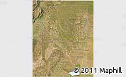Satellite 3D Map of Santiago del Estero