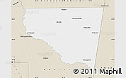 Classic Style Map of Belgrano
