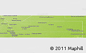 Physical Panoramic Map of Copo