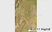 Satellite Map of Santiago del Estero