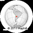Outline Map of Rio Hondo