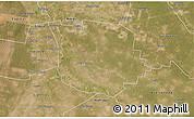 Satellite 3D Map of San Martin