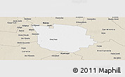 Classic Style Panoramic Map of San Martin