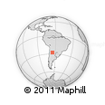 Outline Map of Graneros