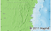 Political Map of Bontang