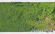 Satellite 3D Map of Kayangiro