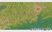 """Satellite 3D Map of the area around 0°10'31""""N,32°22'30""""E"""