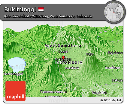 bukittinggi sumatera barat indonesia