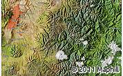 Satellite Map of Quito