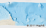 "Shaded Relief 3D Map of the area around 0° 21' 0"" S, 90° 1' 30"" W"
