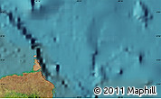 "Satellite Map of the area around 0°21'0""S,90°1'30""W"