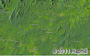 "Satellite Map of the area around 0°52'31""S,113°58'29""E"