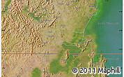 Satellite Map of Diima