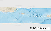 "Shaded Relief Panoramic Map of the area around 0° 52' 31"" S, 90° 1' 30"" W"