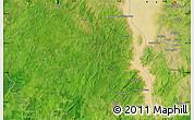 Satellite Map of Auna