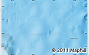 """Shaded Relief Map of the area around 10°7'21""""N,82°22'30""""W"""