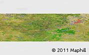 "Satellite Panoramic Map of the area around 10°38'32""N,106°19'29""E"