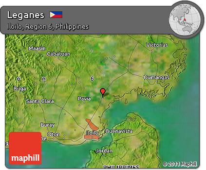Free Satellite Map Of Leganes - Leganés map