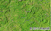 Satellite Map of Dalaba