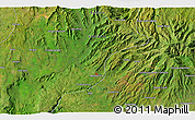 """Satellite 3D Map of the area around 10°38'32""""N,37°28'30""""E"""