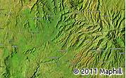 "Satellite Map of the area around 10°38'32""N,37°28'30""E"