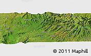 "Satellite Panoramic Map of the area around 10°38'32""N,37°28'30""E"