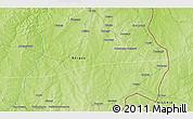 Physical 3D Map of Korohui