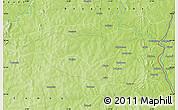 Physical Map of Basséra