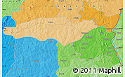 Political Map of Basséra