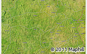 Satellite Map of Basséra