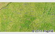 Satellite 3D Map of Gbossara