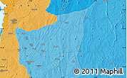 Political Map of Iyado