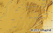 Physical Map of Charles Pambalashi