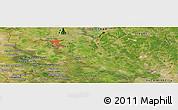 "Satellite Panoramic Map of the area around 11°9'41""N,106°19'29""E"