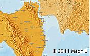 Political Map of Tacloban