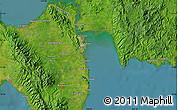 Satellite Map of Tacloban