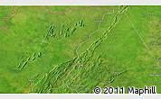 Satellite 3D Map of Yabiti
