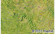 Satellite Map of Nkolokoba