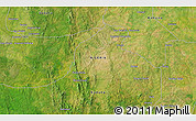 """Satellite 3D Map of the area around 11°9'41""""N,6°52'30""""E"""
