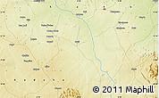 Physical Map of Gidan Maigaru