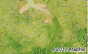 Satellite Map of Gidan Maigaru