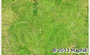 "Satellite Map of the area around 11°40'49""N,0°55'29""E"