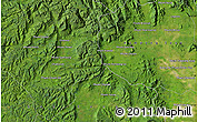 "Satellite Map of the area around 11°40'49""N,103°46'30""E"